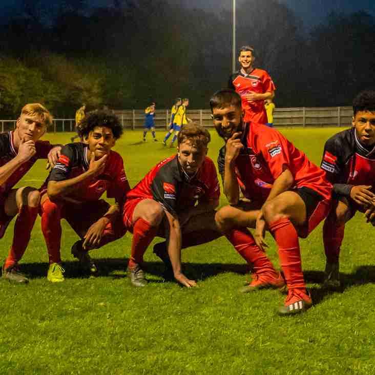 Stansfeld 1-3 Phoenix Sports Reserves