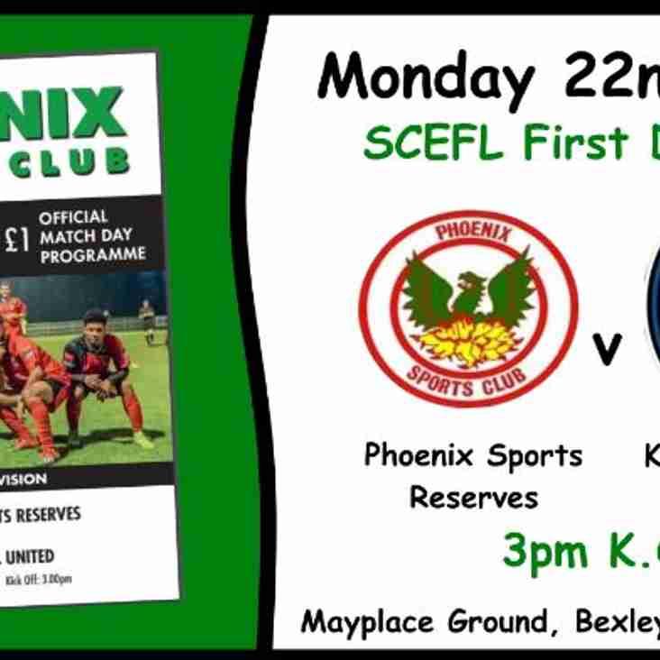 Phoenix Sports Res. v Kent Football United