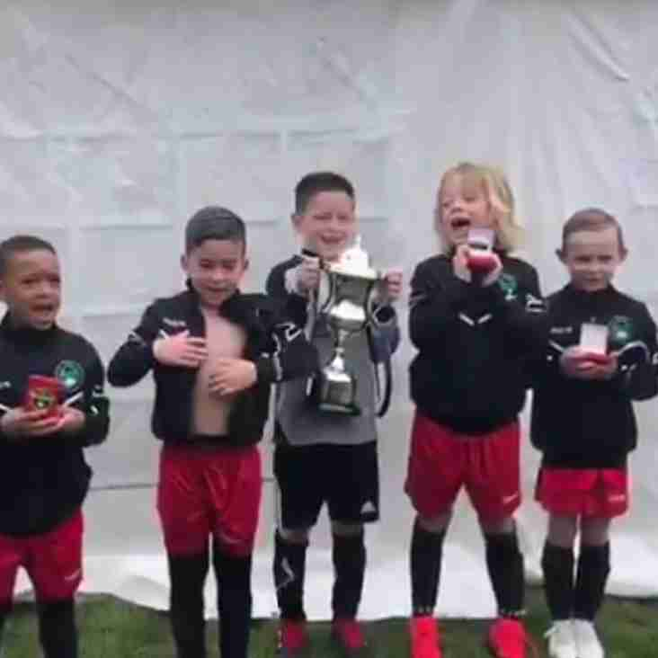 Selkent Success for our u7 Tigers and u9 Pumas!