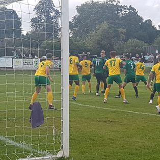 Phoenix Sports 1-2 Ashford United
