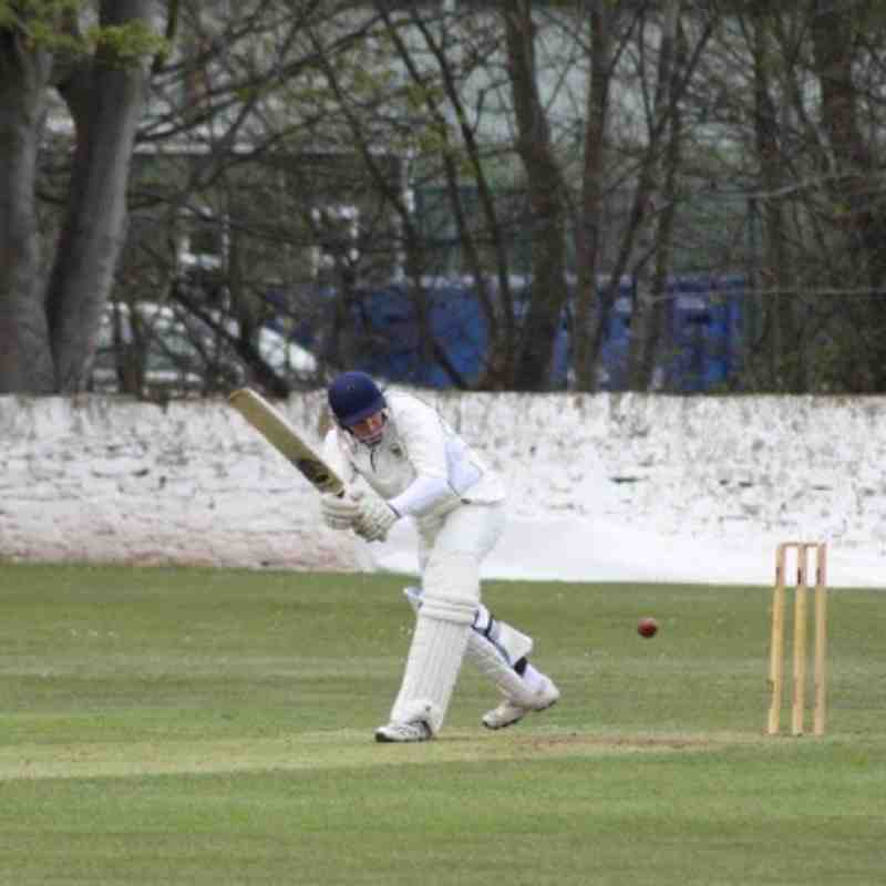 1st XI Emley (Home) 21.4.12