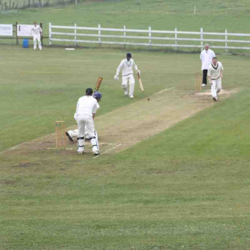1st XI - Cup away to Cumberworth - 2 June 2012
