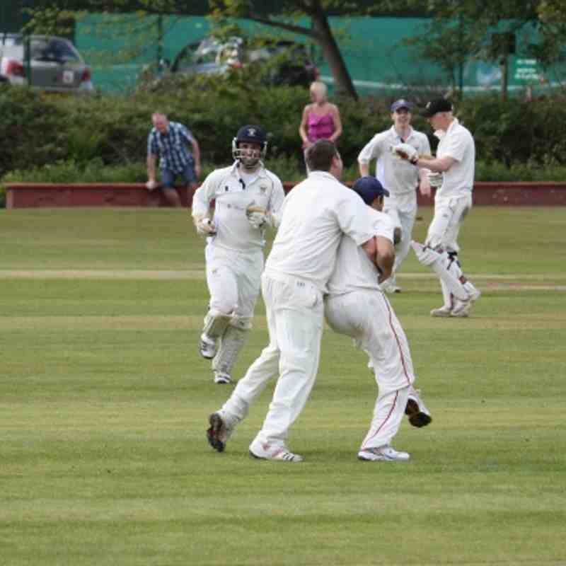 1st XI - Clayton West (Home) 25.5.13