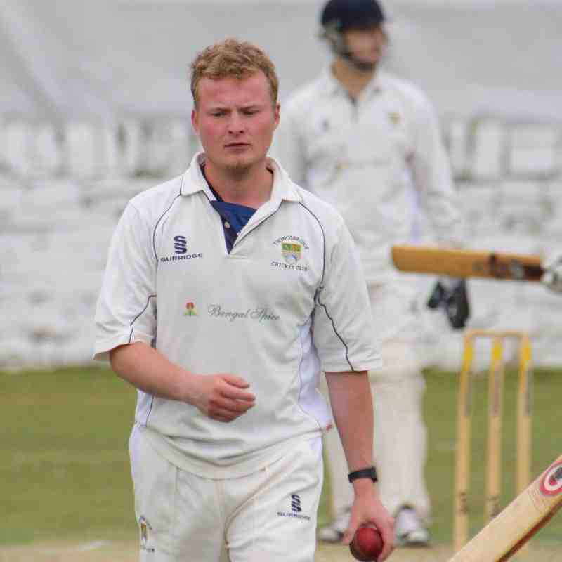 James Thompson - Caught & Bowled
