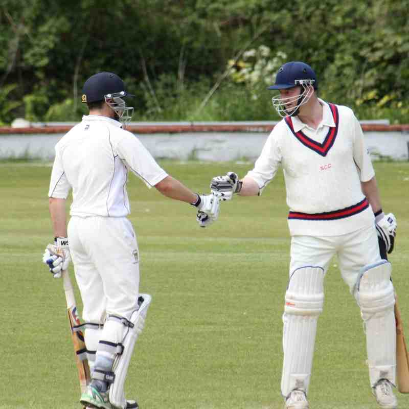 2nd XI Transfer cup form to league against Denby Dale