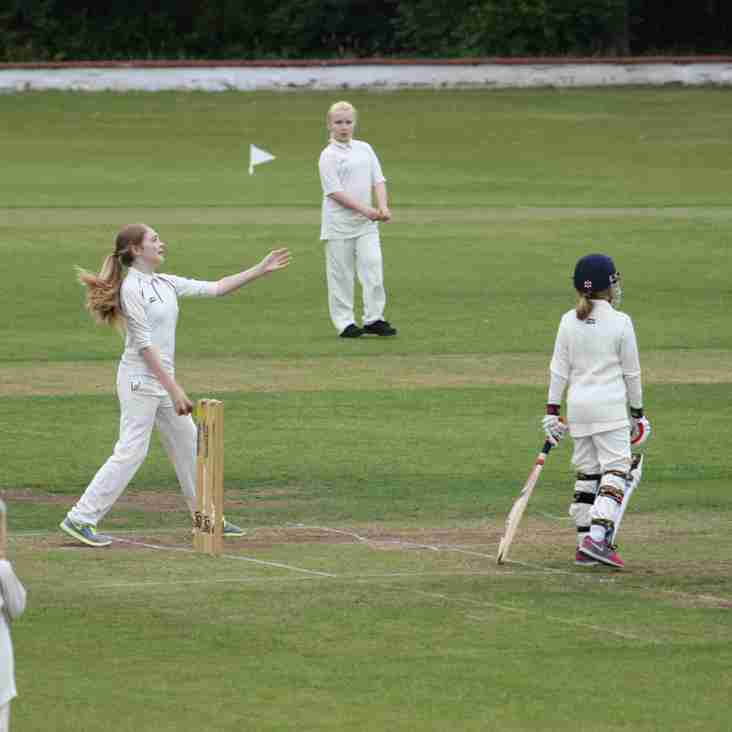 West Yorkshire Girls' Cricket Trials, Sunday 17th April