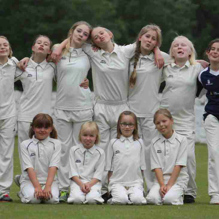 Girls Cricket - Taster Session