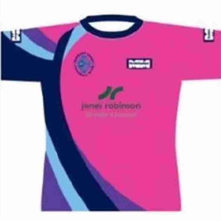 Charity Pink Day Replica Shirts