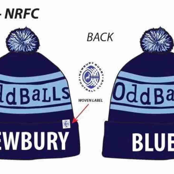 Newbury Blues Oddballs Beanie Hats…