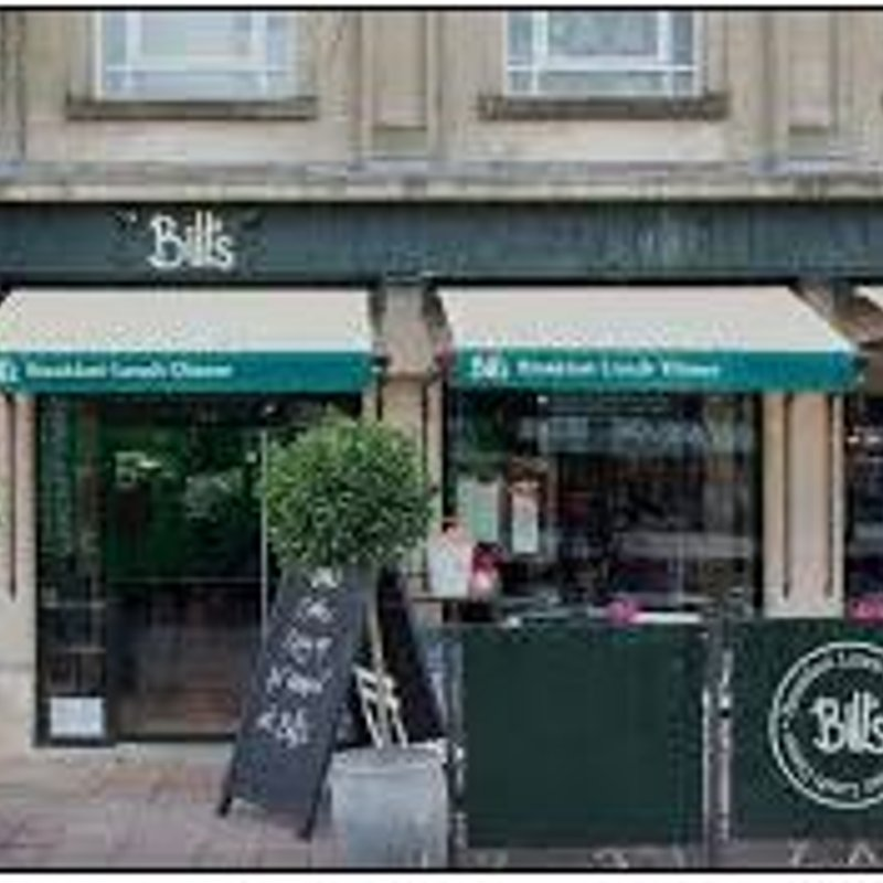 Half term offer at Bill's in Newbury