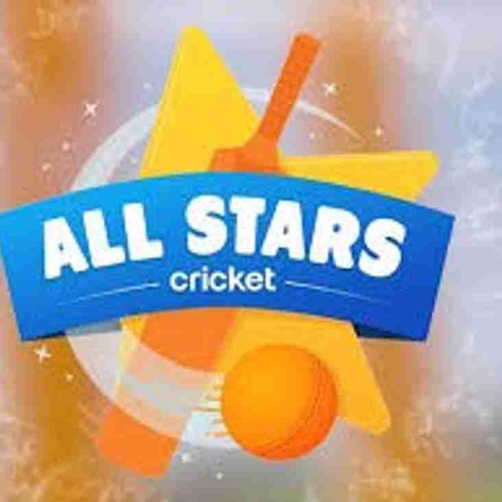 ECB's ALL STARS PROGRAMME @ HWRCC