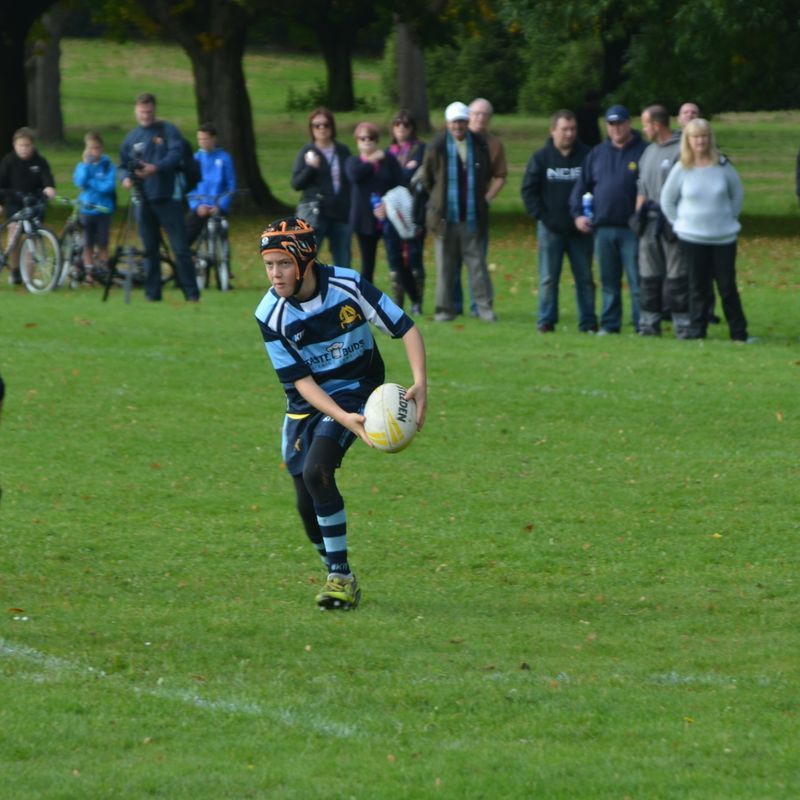 Under 13s Keep Up Great Start to the Season