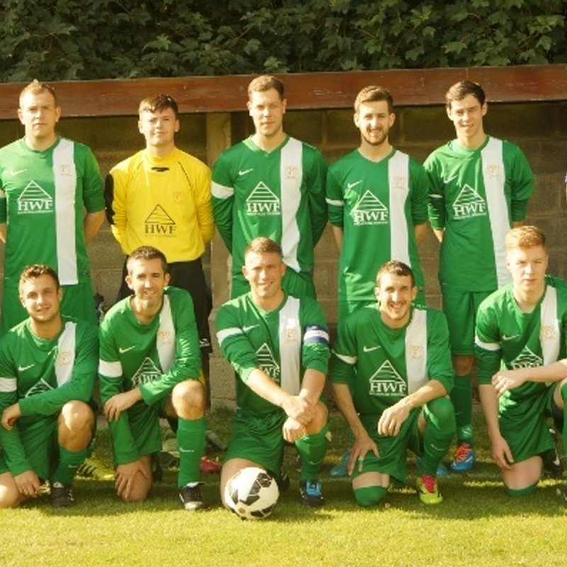 Reserve Team lose to Hesketh Bank Reserves 3 - 4