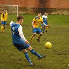 First Team vs. Burscough Richmond - 02.04.16