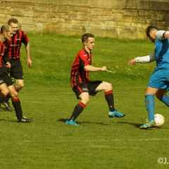 First Team vs. Dalton United - 30.04.16