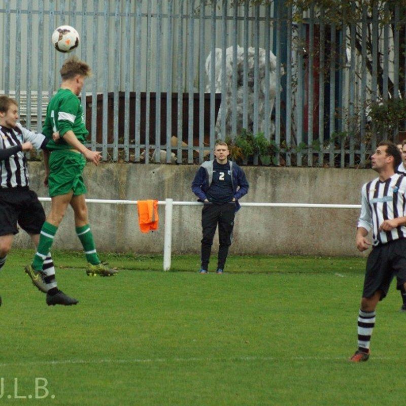 Reserves vs. Croston Sports - 22.10.16