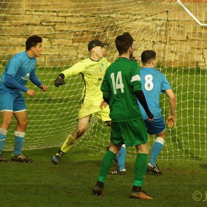 Reserves vs. Fulwood Amateurs - 04.03.17