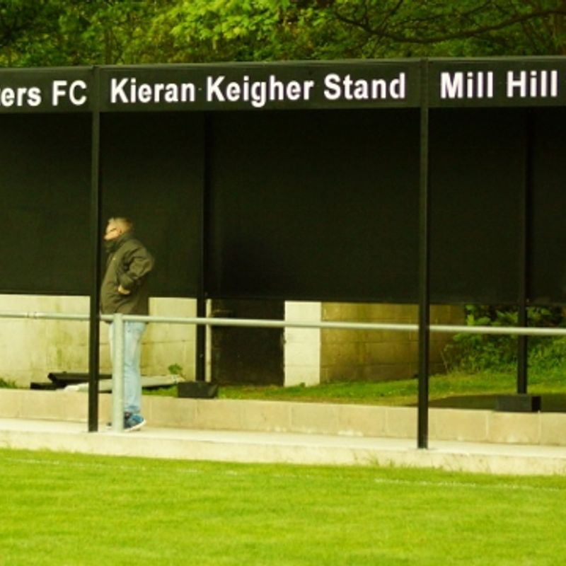 The Keiran Keigher Stand Unveiled