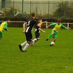 Match Gallery - First Team vs. Lostock St. Gerards - 07.10.17