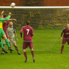 Match Gallery - First Team vs. Kendal County - 21.10.17