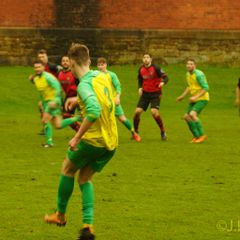 Match Gallery - First Team vs. Eagley - 23.12.17