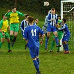 Match Gallery - First Team vs. GSK Ulverston Rangers - 06.01.18