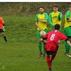 Match Gallery - Reserves vs. Longridge Town - 13.01.18