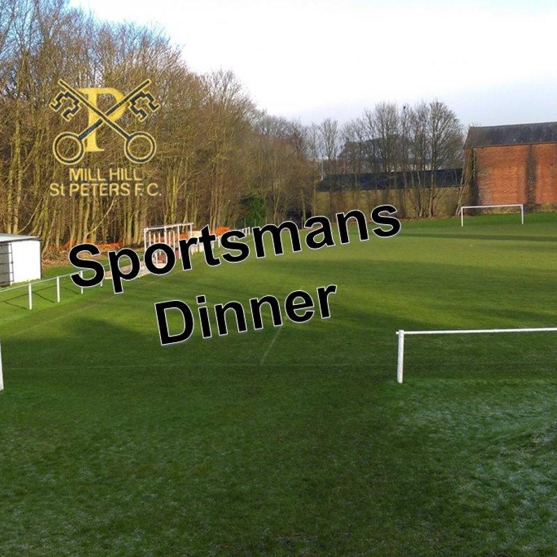 Sportsmans Dinner 2018