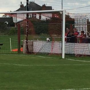 Tames' early penalty is cancelled out by Gordon's leveller