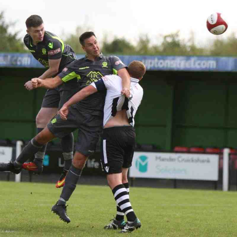 Coalville v Witton Albion 16-9-17 (Keith Clayton)