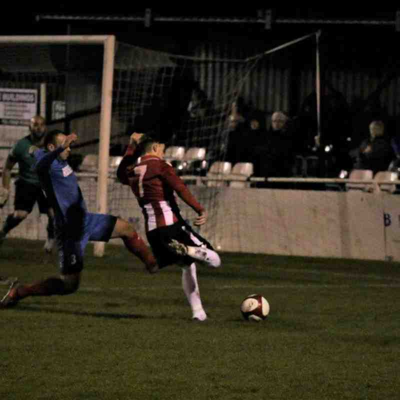 Shaw Lane v Witton Albion 16-12-17 (By Tyler Crouchman)