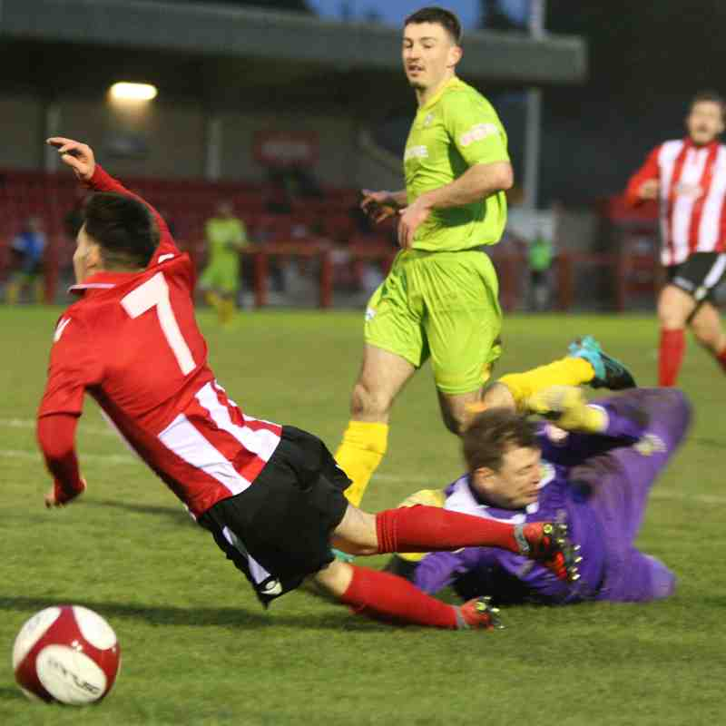 Witton Albion v Barwell 30-12-17 (By Keith Clayton)