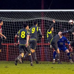 Will's stunning goal as Witton topple the league leaders