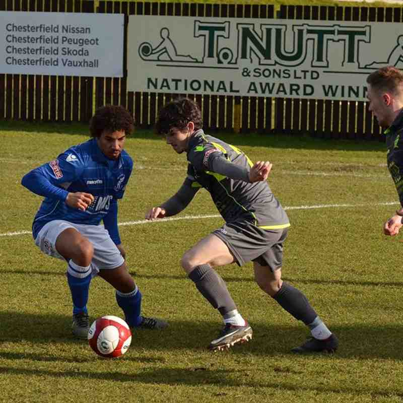Matlock v Witton 17/2/18 (by Vijay Anthwal, Tyler Crouchman & Barry R Dyke)