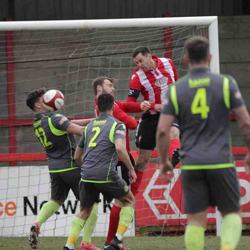 Witton v Hednesford 31-3-18 (by Keith Clayton & Karl Brooks)