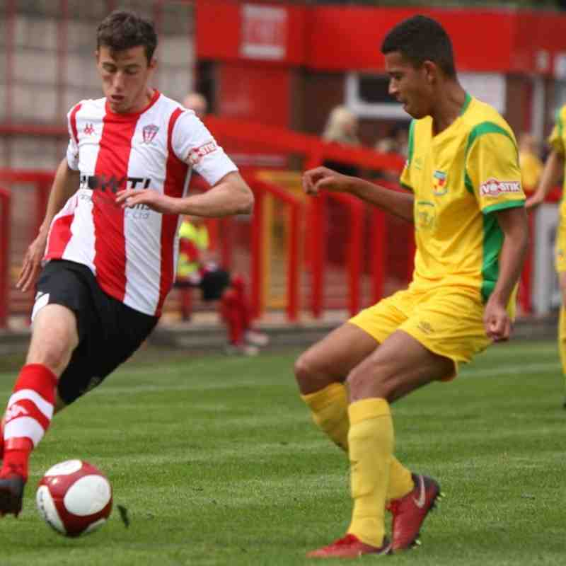 Witton v Nantwich 27/8/18 by Keith Clayton & Karl Brooks Photography