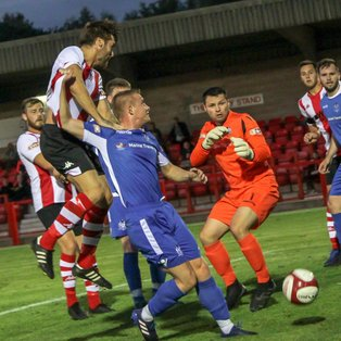 Marine hold Albion to goalless stalemate