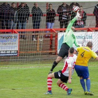 Albion brush aside Bottesford on FA Cup bow