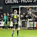 Albion beaten at Stafford