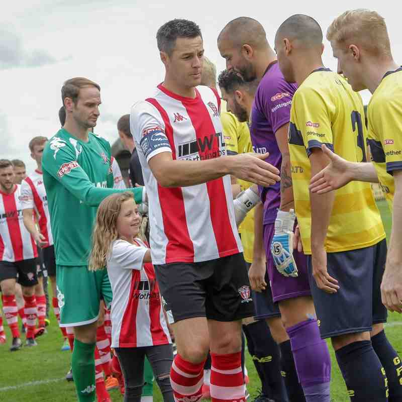 Witton v Gainsborough 15/9/18 by Karl Brooks Photography