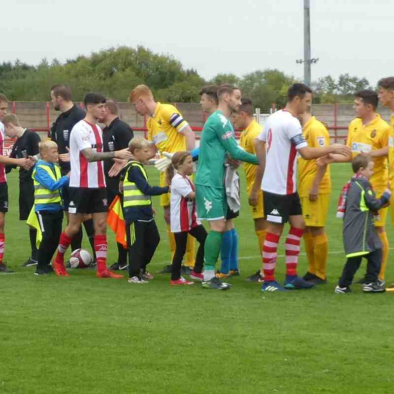 Witton v Spennymoor FAC by Vijay Anthwal