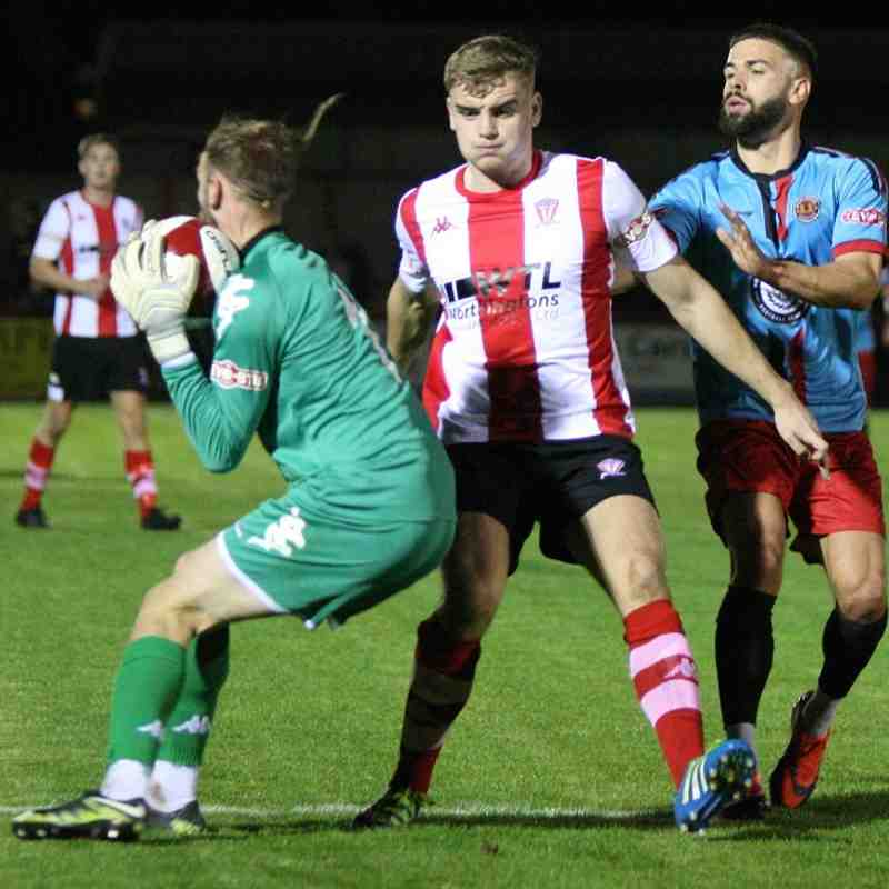 Witton v Mickleover 9/10/18 by Keith Clayton & Karl Brooks Photography