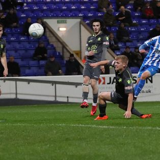 Albion exit County Cup