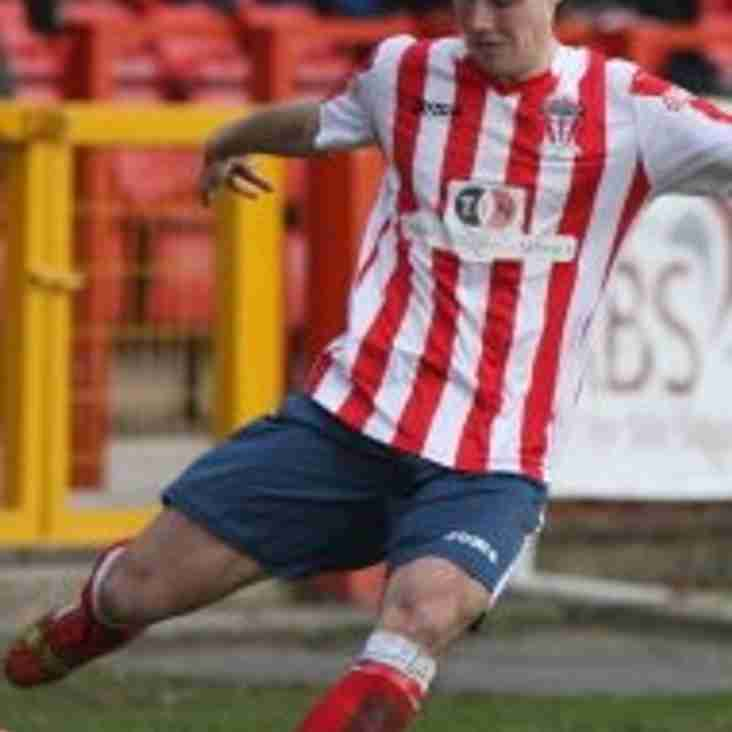 New Signing - LIAM GOULDING