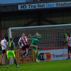 Witton v AFC R&D FAT by Karl Brooks Photography
