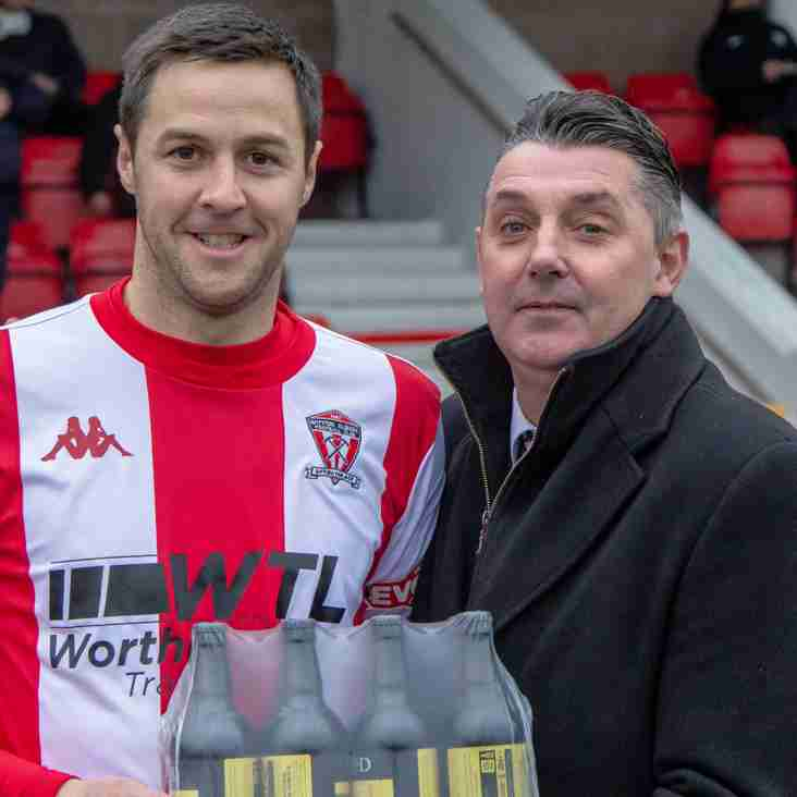 """WITTON ALBION """"PLAYER OF THE MONTH"""" - DECEMBER"""
