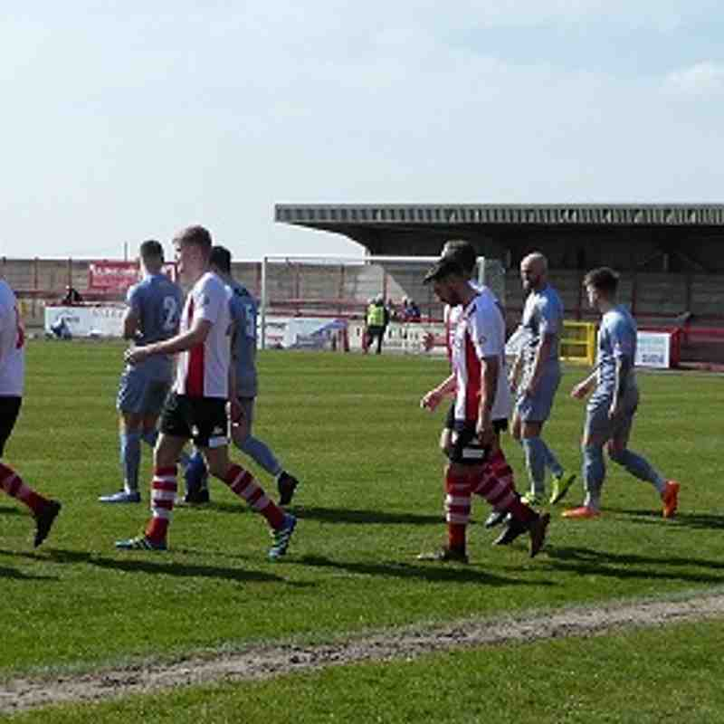 Witton v Workington by Vijay Anthwal