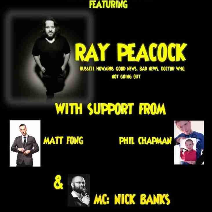 A Fantastic Night of Comedy at York Sports Club - Saturday 20th  February