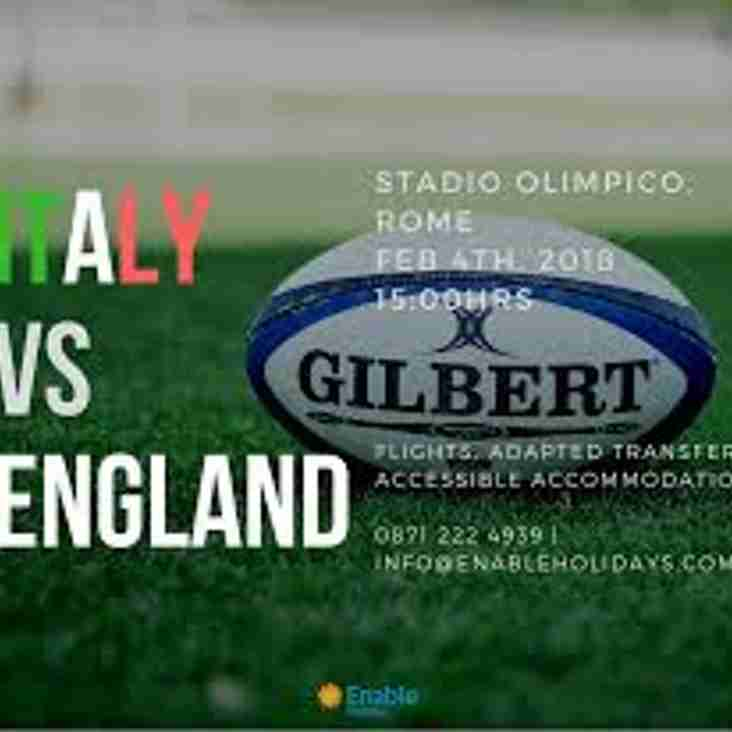 SIX NATIONS – CARVERY – SUNDAY 4TH FEB 1.30pm-3pm