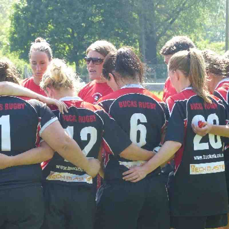 Bucks County Women v Gloucestershire women